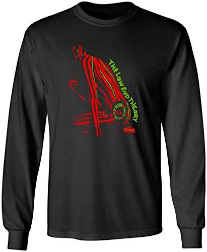 RIVABELLA Premium Tee The Low End Theory Novelty Short Sleeve Unisex T-Shirt Sweatshirt Hoodie
