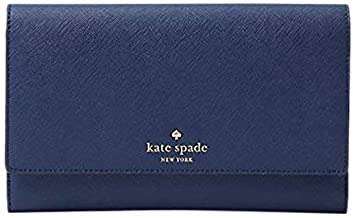 Kate Spade New York Mikas Pond Phoenix Large Leather Travel Wallet