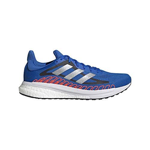adidas Solar Glide ST 3 M, Zapatillas de Running Hombre, FOOBLU/Plamet/Rojsol, 40 EU