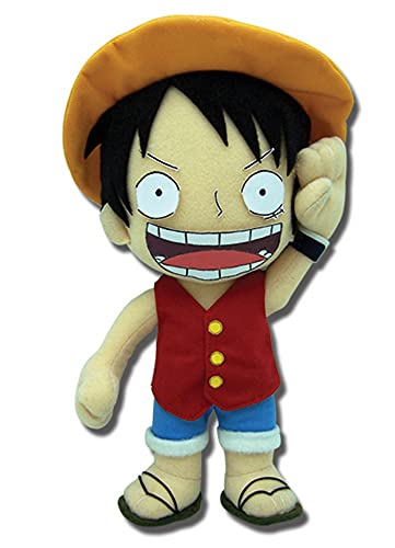 Great Eastern GE-8986 One Piece 10' SD Luffy Plush