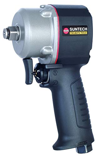 Purchase SUNTECH SM-43-4013P2 Stubby Air Impact Wrench, 1/2″ (Renewed)