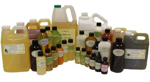 Orange Wax (Liquid,Unprocessed) Natural by Dr.Adorable 8 oz