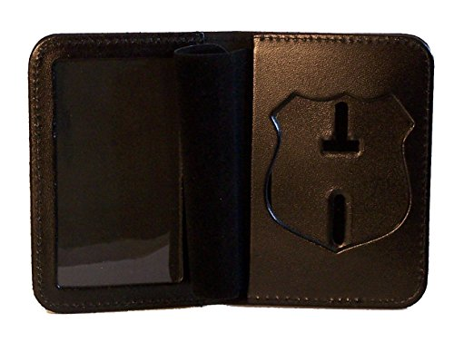 Perfect Fit Badge and ID Case for NYPD Patrol Officer (Cutout PF145)