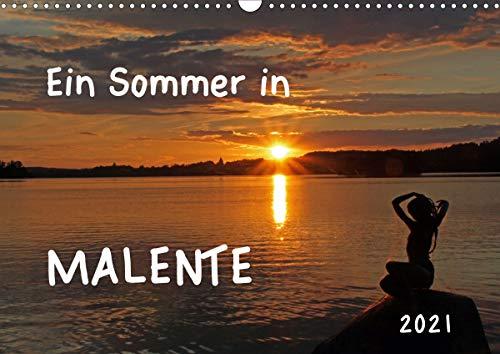 Ein Sommer in Malente (Wandkalender 2021 DIN A3 quer)