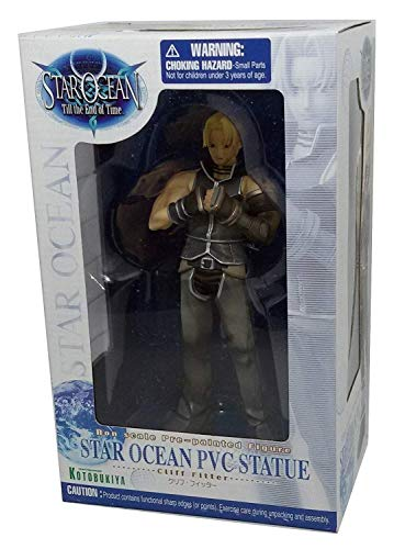 Figurines Manga - Star Ocean : Cliff Fitter