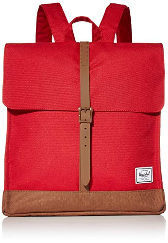 Herschel supply Co. City Rucksack, mittelgroß, City Mid-Volume, 10486-03271-OS, Rot, 10486-03271-OS
