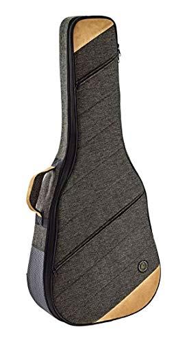 ORTEGA Softcase für Dreadnought Gitarre - Mocca (OSOCADN-MO)