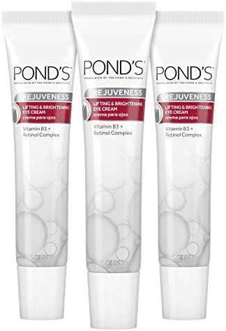 Pond s Brightening Eye Cream Visibly Reduces the Look of Wrinkles Rejuveness Eye Wrinkle Cream product image