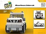 Nissan Navara 2 doors cab (Instruction Only): Moc Life (English Edition)