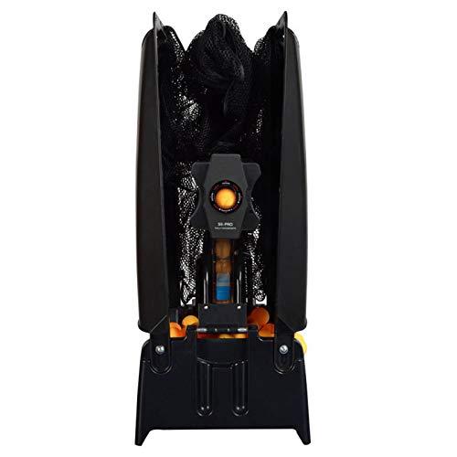 ASDQWER Robot de Tenis de Mesa con máquina de Bolas de Ping...