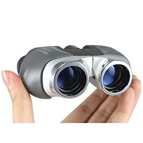 SEXTT Prismáticos, Mini telescopio portátil de visión Nocturna de Alta definición 10x22 para Concierto de Espejo de visión al Aire Libre