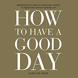 How to Have a Good Day cover art