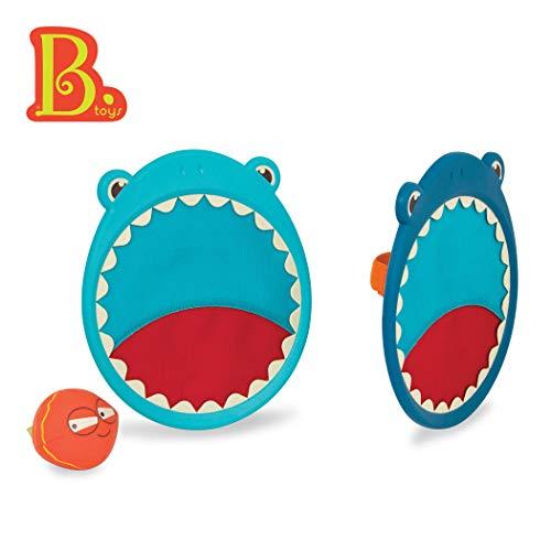 B. Toys - Raquetas con Velcro, Color Azul, BX1553Z