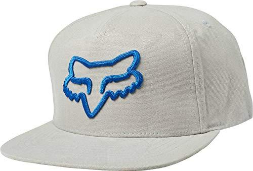 Fox Instill Snapback Hat Grey
