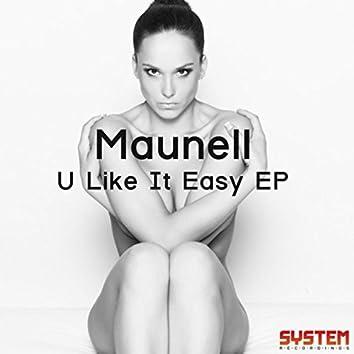 U Like It Easy EP