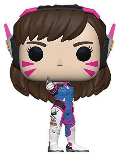 Pop! Vinilo: Overwatch S5: D.Va