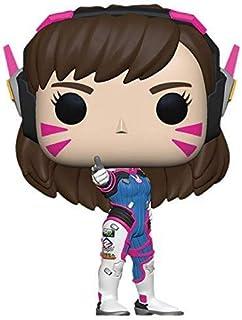 Funko Pop! Juegos: Overwatch - D.Va