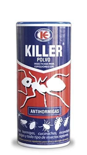 Impex Antihormigas Killer Polvo insecticida para espolvoreo (500)