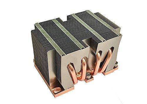 Dynatron Enfriador de CPU de tipo estrecho activo B5 2U