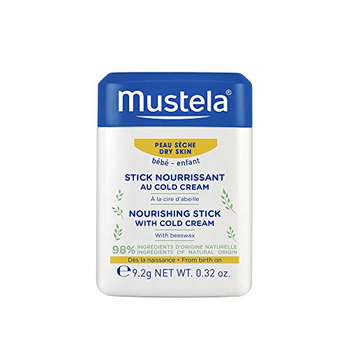 Mustela Hidra-Stick al Cold Cream Nutriprotector, 10.1ml