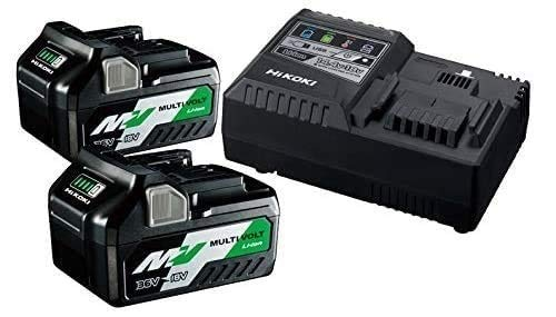HiKOKI UC18YSL3WEZ BSL36A18x2 + UC18YSL3 Booster Pack, 36 V