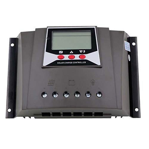 DS- Solarregler 60A intelligente solarsteuerung 12 V 24 V 36 V 48 V vollautomatische umwandlung photovoltaik Panel ladeleistung PWM &&