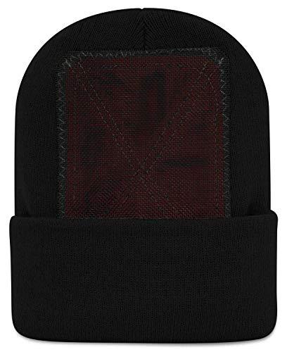 BACKSPIN Function Wear - Headspin Beanie Cap Farbe Schwarz, Größe One Size