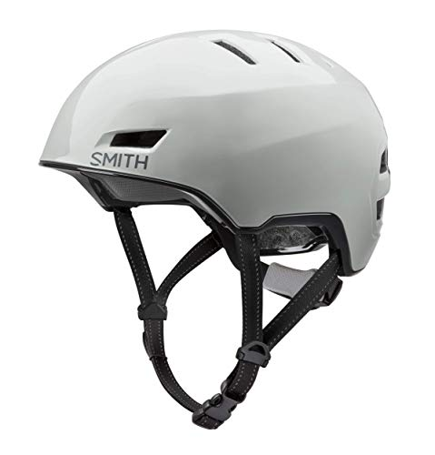 SMITH Casco de Bicicleta Unisex para Adultos, Color Amarillo, L