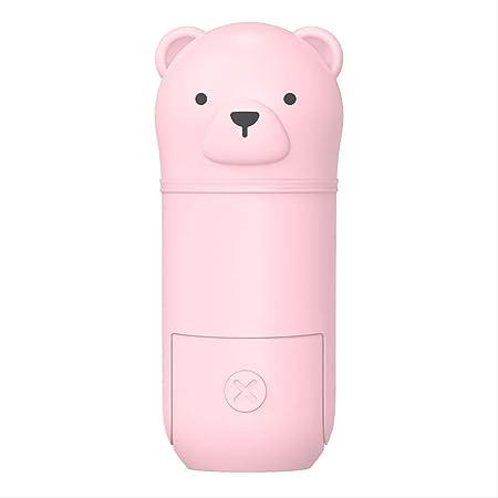 Moonlight Ventilateur De Chargement USB Mini-Compteur De Reconstitution d'eau De Poche Vaporisateur Portable Petit Ventilateur d'ours