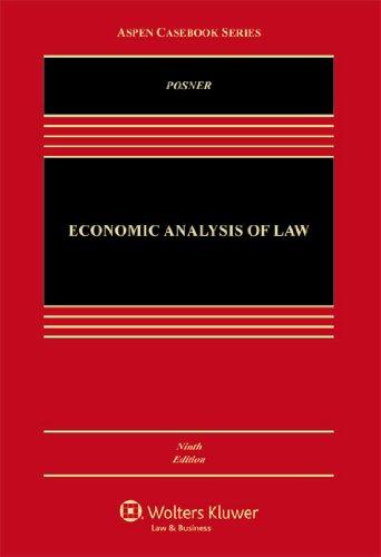 Economic Analysis of Law, Ninth Edition