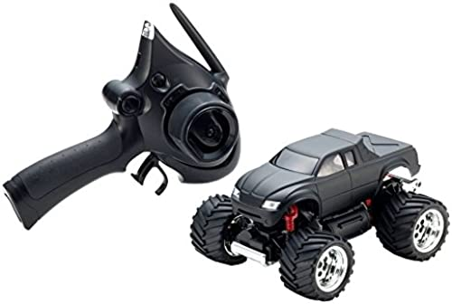 a precios asequibles Kyosho Kyosho Kyosho Mini-Z Monster EX MAD FORCE Matte negro - Readyset (KT18-ASF)  mejor moda