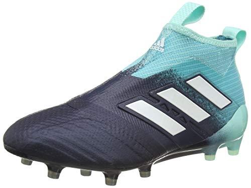 adidas Herren ACE 17+ PURECONTROL FG Fitnessschuhe, Mehrfarbig (Aquene/Ftwbla/Tinley), 42 2/3 EU