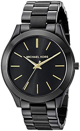 Relógio Feminino Michael Kors Mk3221 Preto