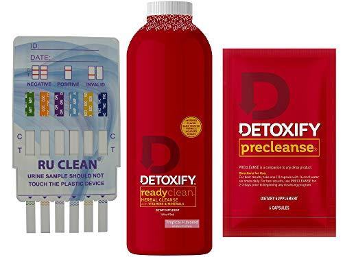Ready Clean Detox Drink 16 oz. - Herbal Precleanse...