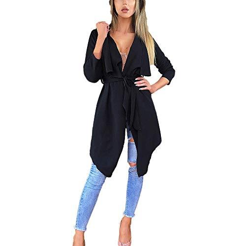 Trenchcoat Damesmantel met riem regenjas windjack Trenchcoat Fashion 2019 vrouwen Fashion Completi kleding