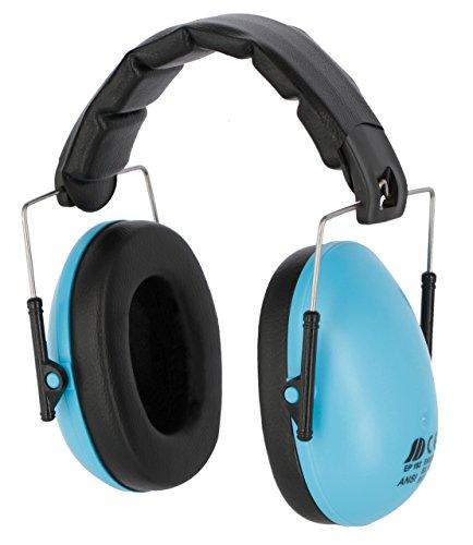 Kerbl Protection auditive pour Enfants Bleu, Blister