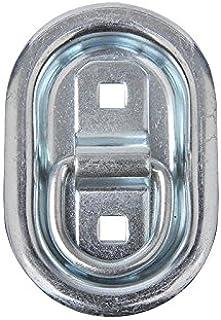 Zurrmulde oval 103x70 mm für Anhänger