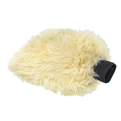 Chemical Guys Bear Claw Premium Wash Mitt with Synthetic Fur