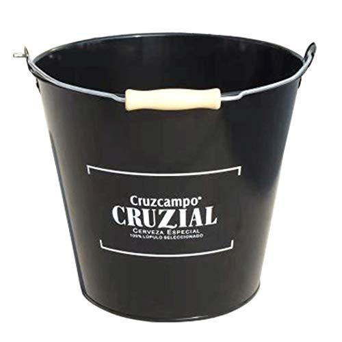 Ice Cube Maker gaeruite Seau /à Glace pour Le vin Acier Inoxydable Ice Bowl Barre en m/étal Bi/ère Baril Champagne Vin Big Ice Bucket