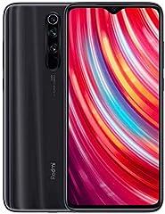 """Xiaomi Redmi Note 8 Pro Teléfono, Pantalla Completa de 6.53"""", Cpu Mtk Helio G90T Octa-Core, 20Mp Frontal y 64Mp Ai Cuatro Cámara Trasera Móviles Versión Global (Gris, 6+64Gb)"""