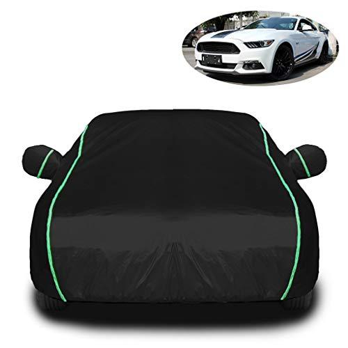 Copertura Auto Sedan Car Cover/Compatibile Con Ford Mustang/Mustang GT/Impermeabile E Traspirante Large Car Cover Antipioggia Coperture Antipolvere Automobilistico Esterno