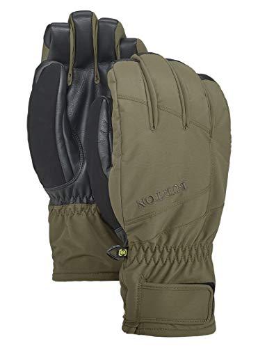 Burton(バートン) スノーボードグローブ メンズ MEN'S PROFILE UNDER GLOVE 2019-20年モデル Sサイズ MARTINI OLIVE 10356106300