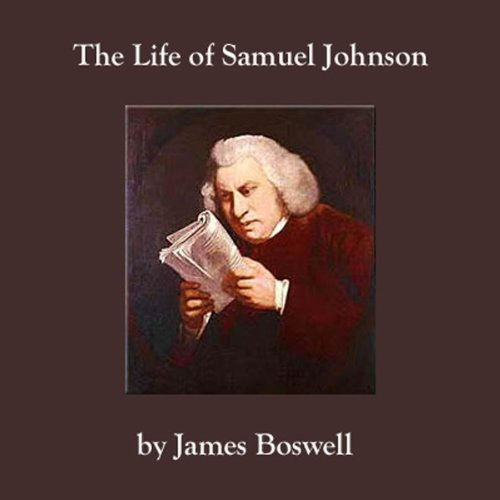 The Life of Samuel Johnson audiobook cover art