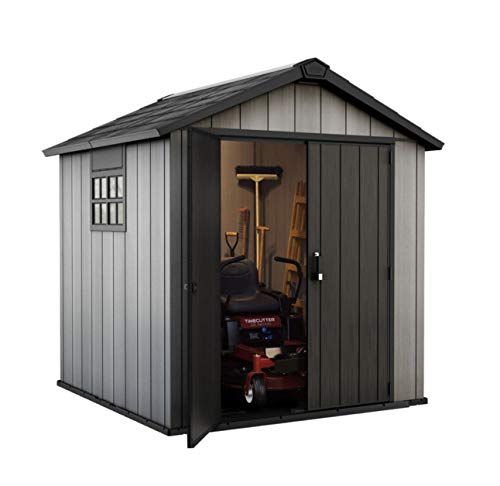 Keter Oakland 7 ft 6' x 7 ft (2.3 x 2.2 m) Shed