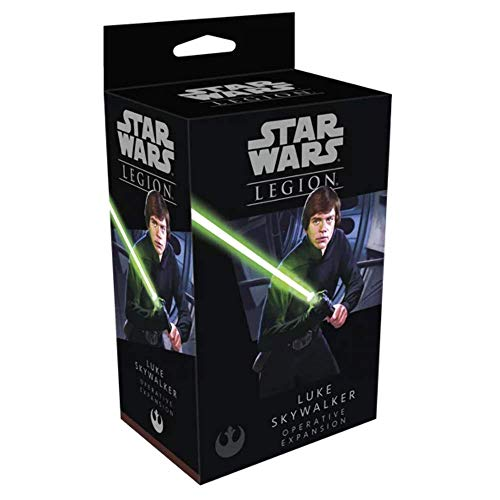 FFG Star Wars Legion - Luke Skywalker Operative Expansion