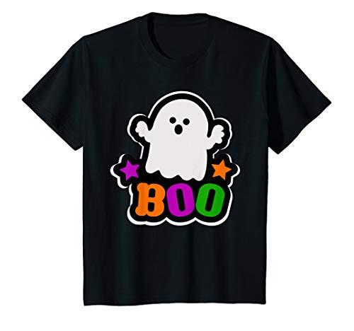 Kinder wirklich beängstigend gruselig gruselig Boo Geist Halloween T-Shirt