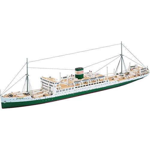 ハセガワ 1/700 ウォーターラインシリーズ 日本郵船 氷川丸 プラモデル 503