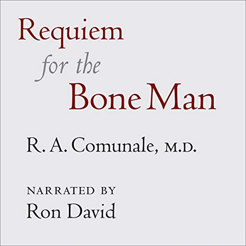 Couverture de Requiem for the Bone Man
