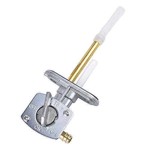 Wingsmoto Robinet d'essence Petcock de robinet d'arrêt de robinet d'arrêt de réservoir de gaz pour DR650SE DR 650