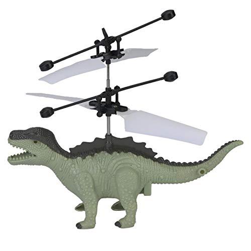 Okuyonic Juguete de inducción de Infrarrojos de Dinosaurio, Juguete de Dinosaurio de inducción, Modelo de avión, Juego de césped Interactivo para Amantes